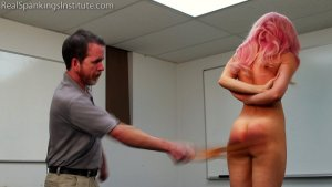 Real Spankings Institute - Kiki: Hard Session With The Tawse - image 14