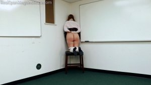 Real Spankings Institute - Alex: Punished By The Dean (part 1) - image 14