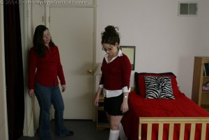 Real Spankings Institute - Chelsea Caned Hard For Attitude - image 3