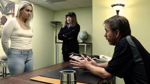 Real Spankings Institute - Cara's Arrival At The Institute - image 3