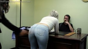 Real Spankings Institute - Cara's Arrival At The Institute - image 1
