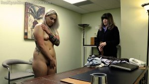 Real Spankings Institute - Cara's Arrival At The Institute - image 6