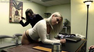 Real Spankings Institute - Cara's Arrival At The Institute - image 5