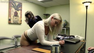 Real Spankings Institute - Cara's Arrival At The Institute - image 13