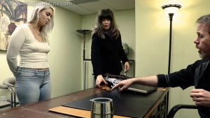 Real Spankings Institute - Cara's Arrival At The Institute - image 4