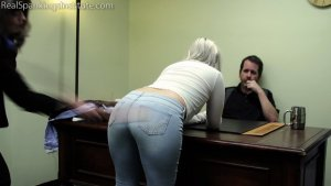 Real Spankings Institute - Cara's Arrival At The Institute - image 9