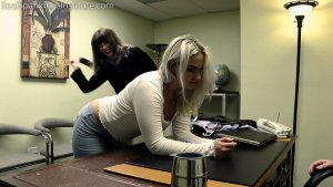 Real Spankings Institute - Cara's Arrival At The Institute - image 15
