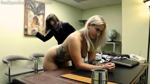 Real Spankings Institute - Cara's Arrival At The Institute - image 2