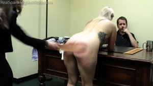 Real Spankings Institute - Cara's Arrival At The Institute - image 8