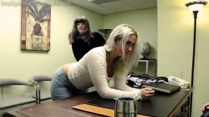 Real Spankings Institute - Cara's Arrival At The Institute - image 16