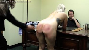 Real Spankings Institute - Cara's Arrival At The Institute - image 17