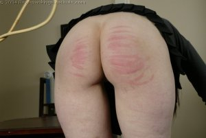 Real Spankings Institute - Kailee Caned By Betty - image 12