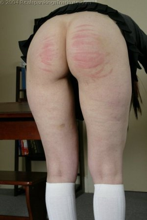 Real Spankings Institute - Kailee Caned By Betty - image 14