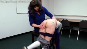 Real Spankings Institute - London Disrupts Gym Class, Again. (part 1 Of 2) - image 12