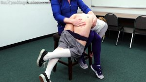 Real Spankings Institute - London Disrupts Gym Class, Again. (part 1 Of 2) - image 4