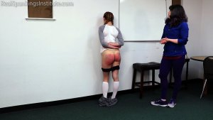 Real Spankings Institute - London Disrupts Gym Class, Again. (part 1 Of 2) - image 15