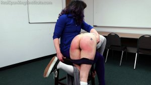 Real Spankings Institute - London Disrupts Gym Class, Again. (part 1 Of 2) - image 13