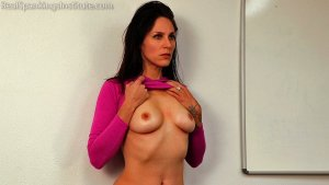 Real Spankings Institute - Delta's Dress Code Violation - image 6