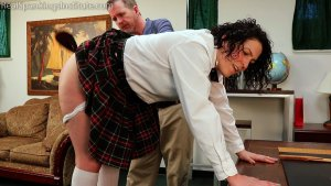 Real Spankings Institute - Jordyn's Visit To The Dean's Office (part 2) - image 6