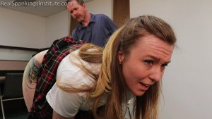 Real Spankings Institute - Sadie: Punished By The Dean (part 2 Of 2) - image 8