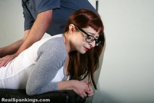 Real Spankings Institute - Isabella: Spanked For Lack Of Enthusiasm In Gym (part 1 Of 2) - image 7