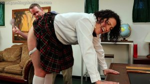 Real Spankings Institute - Jordyn's Visit To The Dean's Office (part 2) - image 5