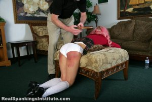 Real Spankings Institute - Kiki: Spanked With Spoon & Breadboard - image 6