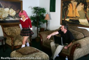Real Spankings Institute - Kiki: Spanked With Spoon & Breadboard - image 18