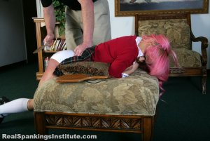 Real Spankings Institute - Kiki: Spanked With Spoon & Breadboard - image 17