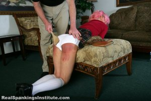 Real Spankings Institute - Kiki: Spanked With Spoon & Breadboard - image 12