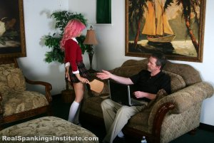 Real Spankings Institute - Kiki: Spanked With Spoon & Breadboard - image 13