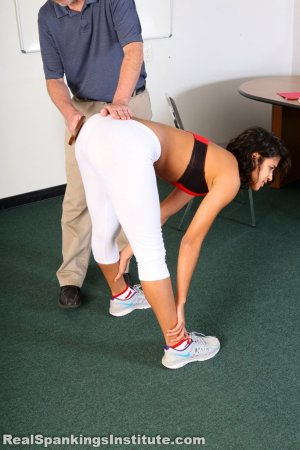 Real Spankings Institute - Cleo's Yoga Paddling - image 2