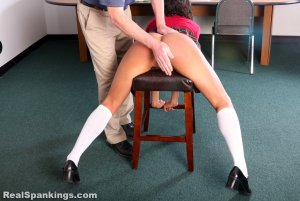 Real Spankings Institute - Cleo's Bad Day At The Institute (part 1 Of 2) - image 5
