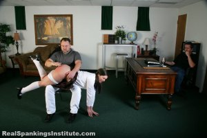 Real Spankings Institute - Joe Is Introduced To The Institute - image 8