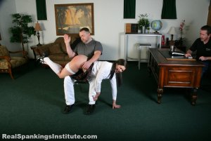 Real Spankings Institute - Joe Is Introduced To The Institute - image 1