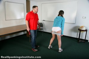 Real Spankings Institute - Adriana: Strapped By Joe - image 8