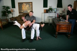 Real Spankings Institute - Joe Is Introduced To The Institute - image 17