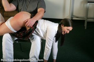 Real Spankings Institute - Joe Is Introduced To The Institute - image 15