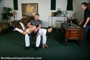 Real Spankings Institute - Joe Is Introduced To The Institute - image 4