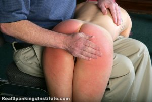 Real Spankings Institute - Kiki's Dress Code Violations (part 1 Of 2) - image 18