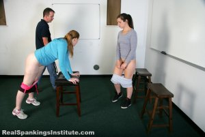Real Spankings Institute - Spanked For Gym Infractions (part 3 Of 4) - image 1