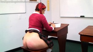 Real Spankings Institute - Stella's Afternoon With Miss Betty (part 2 Of 2) - image 7