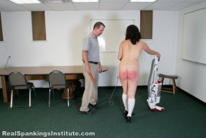 Real Spankings Institute - Stella Punished By The Dean (part 2 Of 2) - image 7