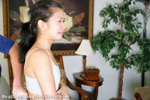 Real Spankings Institute - Kiki Is Punished By The Dean (part 1 Of 2) - image 4