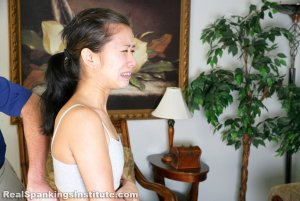 Real Spankings Institute - Kiki Is Punished By The Dean (part 1 Of 2) - image 16