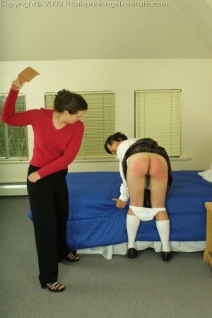 Real Spankings Institute - Tess Progress Report - image 1