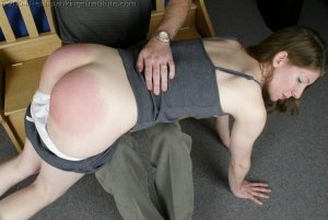 Real Spankings Institute - Kathy's Maintenence Spanking Part 1 - image 2