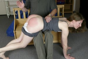 Real Spankings Institute - Kathy's Maintenence Spanking Part 1 - image 5