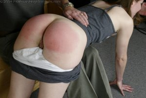 Real Spankings Institute - Kathy's Maintenence Spanking Part 1 - image 16
