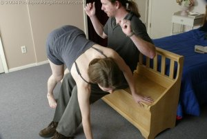 Real Spankings Institute - Kathy's Maintenence Spanking Part 1 - image 18